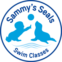 Sammy's Seals Swim Classes – Chesterfield Logo